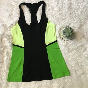 lululemon athletica Tops - Lululemon Colour Block Tank Top